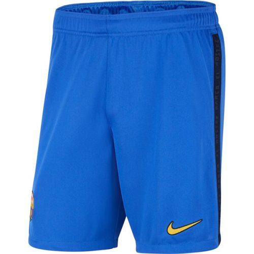Barcelona Third Football Shorts 21 22