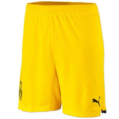Borussia Dortmund Away Football Shorts 2122