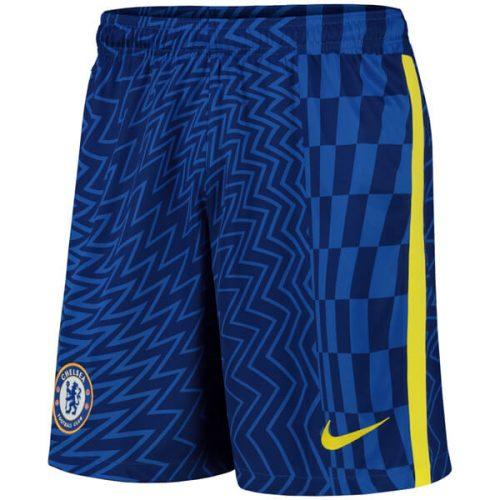 Chelsea Home Football Shorts 21 22