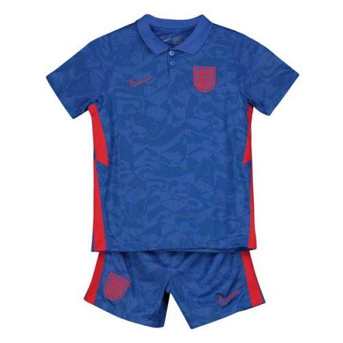 England Away Kids Football Kit 20 21