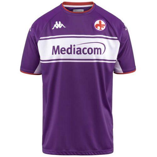 Fiorentina Home Football Shirt 21 22