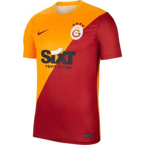 Galatasaray Home Football Shirt 21 22