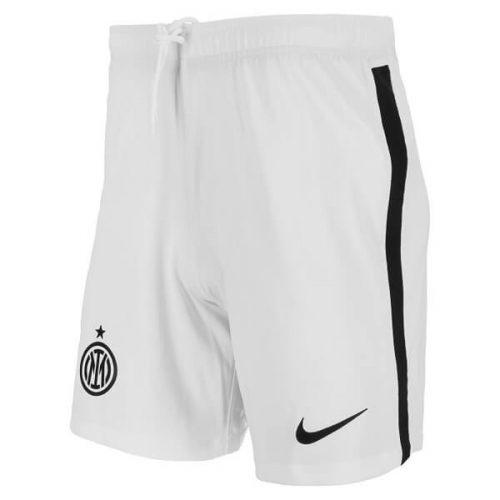 Inter Milan Away Football Shorts 21 22