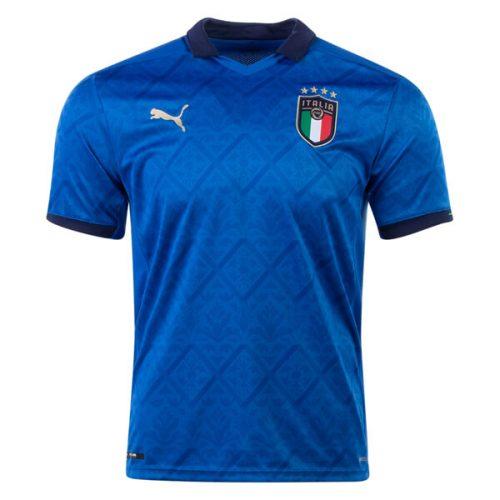 Italy Home Football Shirt 2020