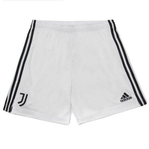 Juventus Home Football Shorts 21 22 - White