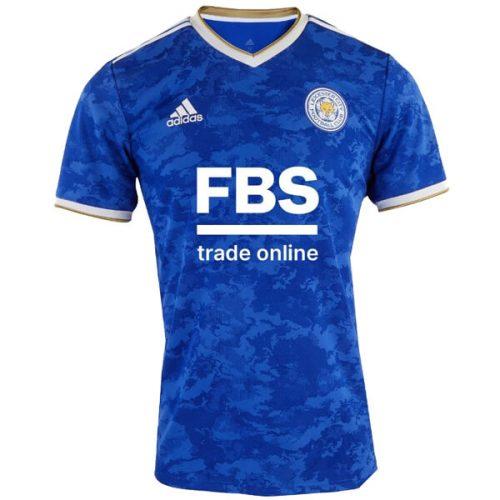 Leicester City Home Football Shirt 21 22