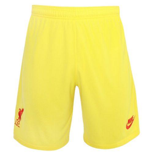 Liverpool Third Football Shorts 21 22