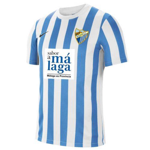 Malaga Home Football Shirt 21 22