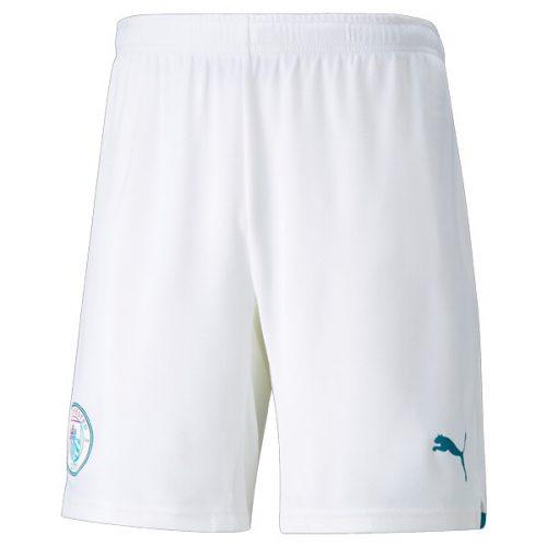 Manchester City Away Football Shorts 21 22