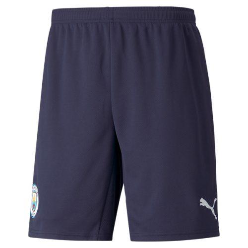 Manchester City Third Football Shorts 21 22