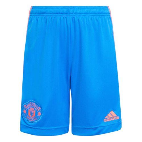 Manchester United Away Football Shorts 21 22