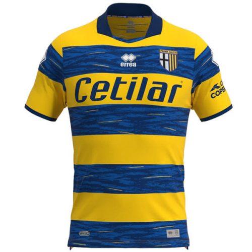 Parma Away Football Shirt 21 22