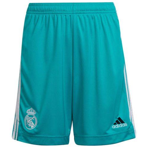 Real Madrid Third Football Shorts 21 22