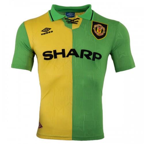 Retro Manchester United 3rd Football Shirt 92 94