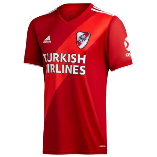 River Plate Away Soccer Jersey 2021