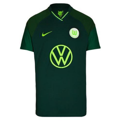 VFL Wolfsburg Away Football Shirt 21 22