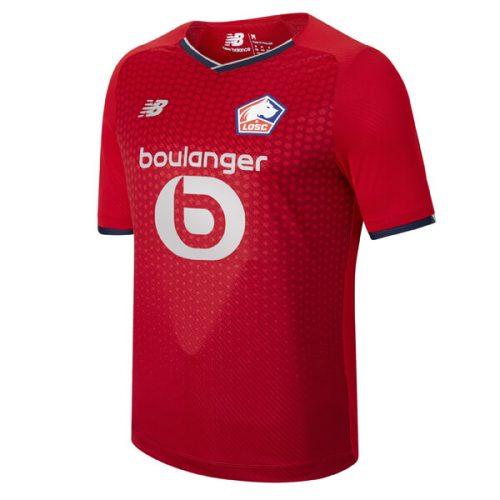 Lille Home Football Shirt 21 22
