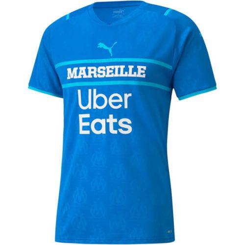 Olympique Marseille Third Football Shirt 21 22