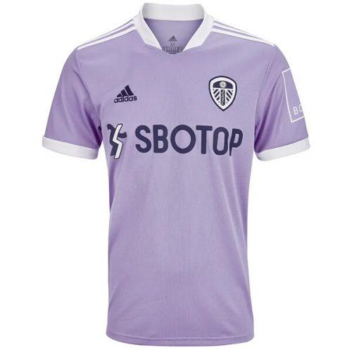 Leeds Third Football Shirt 21 22