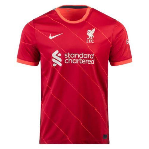Liverpool Home Football Shirt 21 22