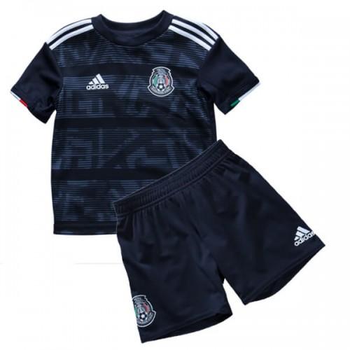 Mexico Home Kids Football Kit 2019