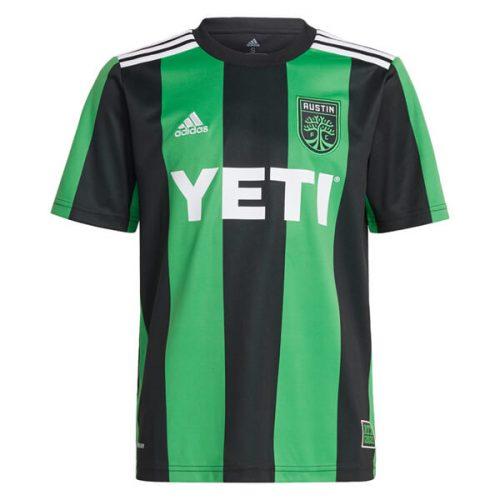 Austin FC Home Soccer Jersey 2021