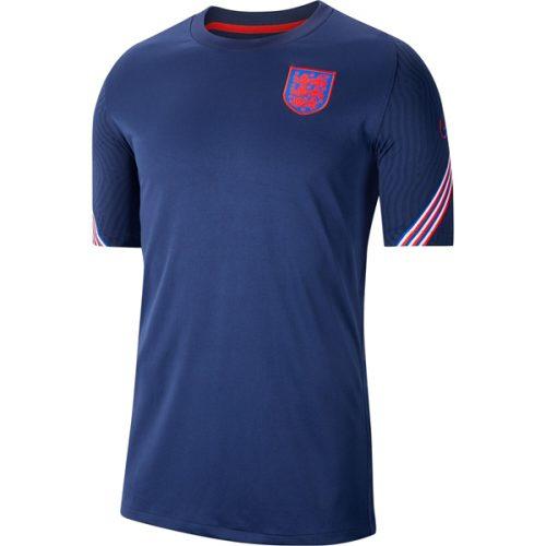 England Pre Match Training Soccer Jersey - Navy