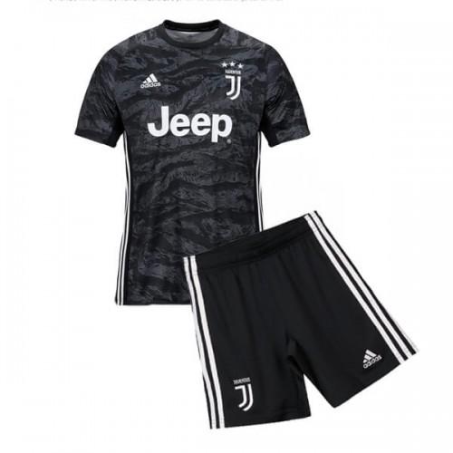 Juventus Home Goalkeeper Kids Football Kit 19 20
