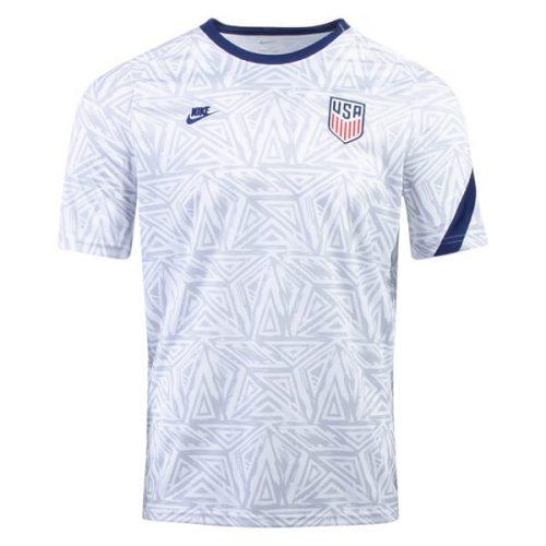 USA Pre Match Training Soccer Jersey