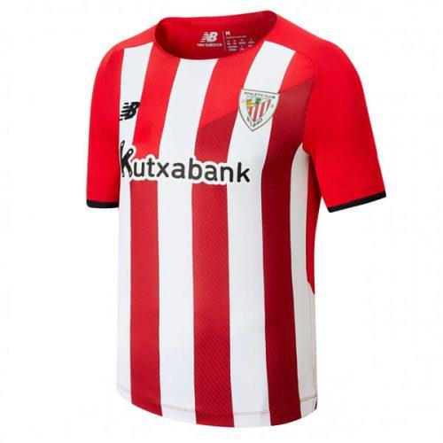 Athletic Bilbao Home Football Shirt 21 22