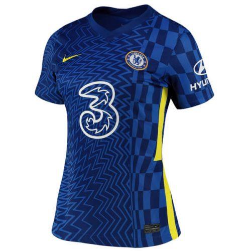 Chelsea Home Womens Football Shirt 21 22