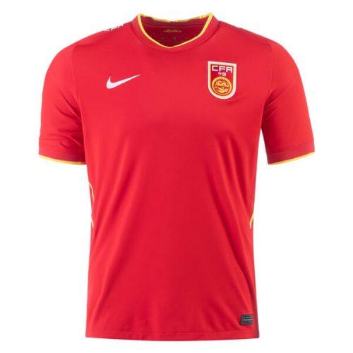 China Home Football Shirt 2020