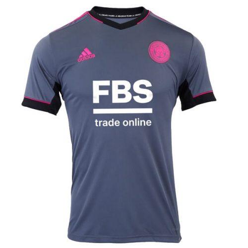 Leicester City Third Football Shirt 21 22