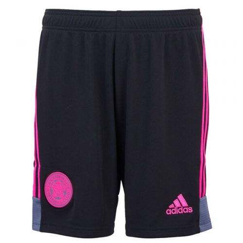 Leicester City Third Football Shorts 21 22