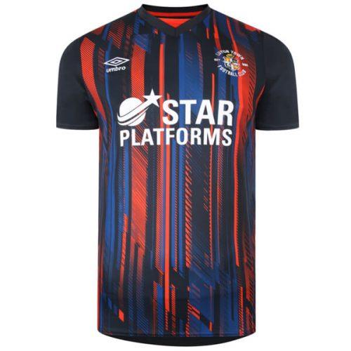 Luton Town Away Football Shirt 21 22
