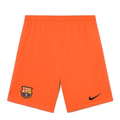 Barcelona Home Goalkeepers Shorts 21 22