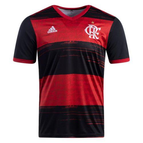 Flamengo Home Soccer Jersey 20 21