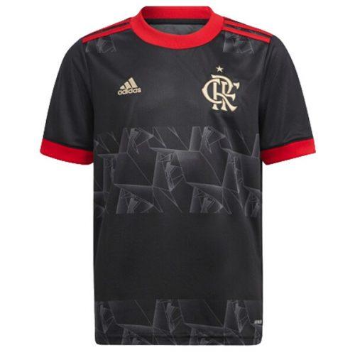 Flamengo Third Soccer Jersey 21 22