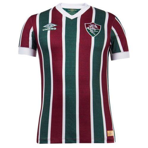 Fluminense Home Soccer Jersey 21 22