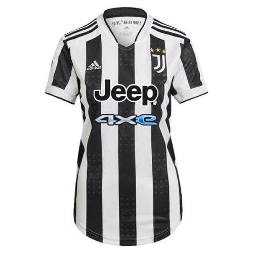 Juventus Home Womens Football Shirt 21 22