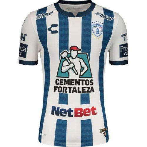 Pachuca Home Soccer Jersey 21 22