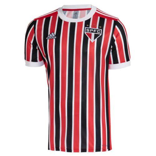 Sao Paulo Away Soccer Jersey 21 22