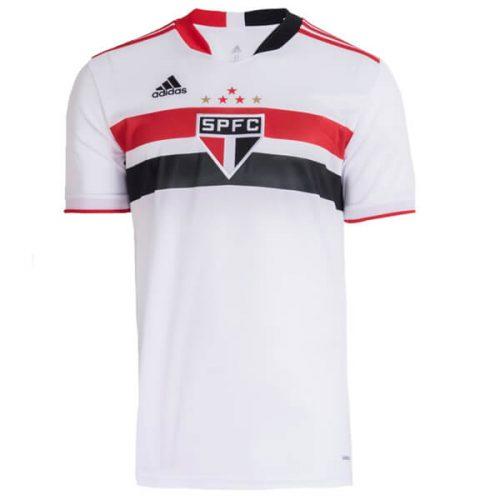 Sao Paulo Home Football Shirt 21 22