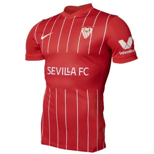 Sevilla Away Football Shirt 21 22