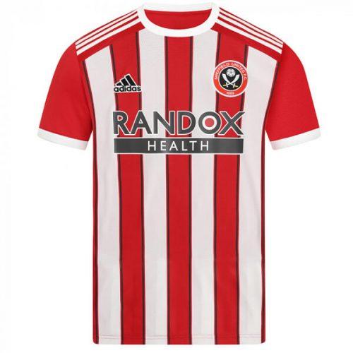 Sheffield United Home Football Shirt 21 22