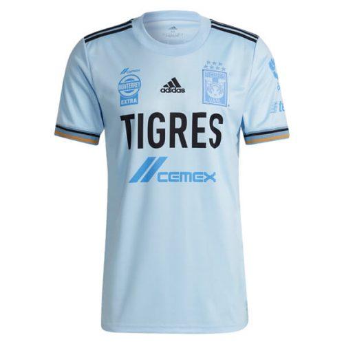 Tigres Away Soccer Jersey 21 22