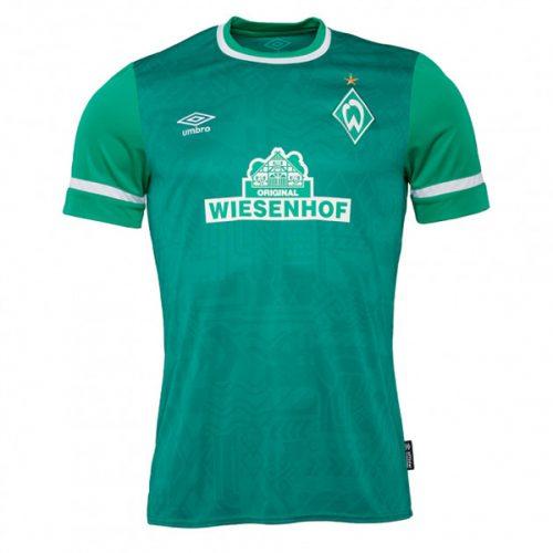 Werder Bremen Home Football Shirt 21 22