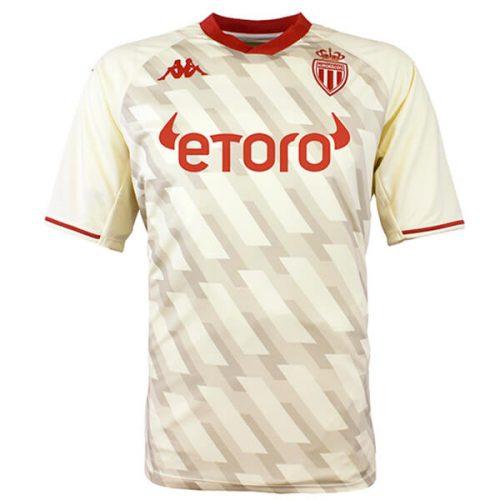 AS Monaco Third Football Shirt 21 22