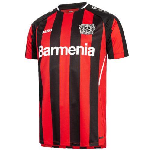 Bayer Leverkusen Home Football Shirt 21 22