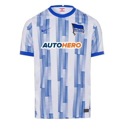 Hertha Berlin Home Football Shirt 21 22